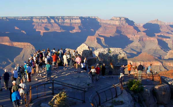 Which Rim Of Grand Canyon Is Best