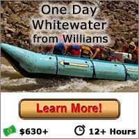 One Day Whitewater from Williams
