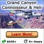 Grand Canyon Connoisseur with Helicopter - Button