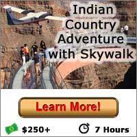 Indian Country Adventure with Skywalk - Button