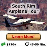 South Rim Airplane Tour - Button