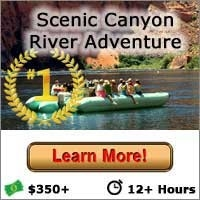 Scenic Canyon River Adventure - Button