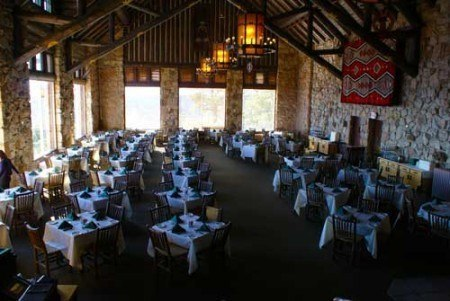 North Rim Lodge - Dining