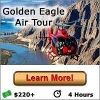 Golden Eagle Air Tour - Las Vegas Grand Canyon Tours