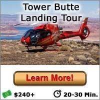 Tower Butte Landing Tour