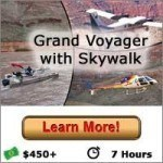 Grand Voyager with Skywalk Tour - Las Vegas Grand Canyon Tours