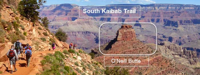 South Kaibab Trail - Grand Canyon Hikes