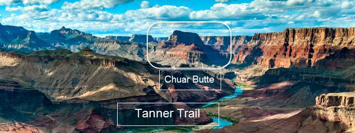Tanner Trail Grand Canyon Hikes
