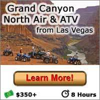 Grand Canyon North Rim Air & ATV Tour - Learn More