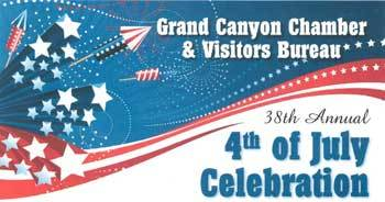 2016 Grand Canyon 4th of July Celebration