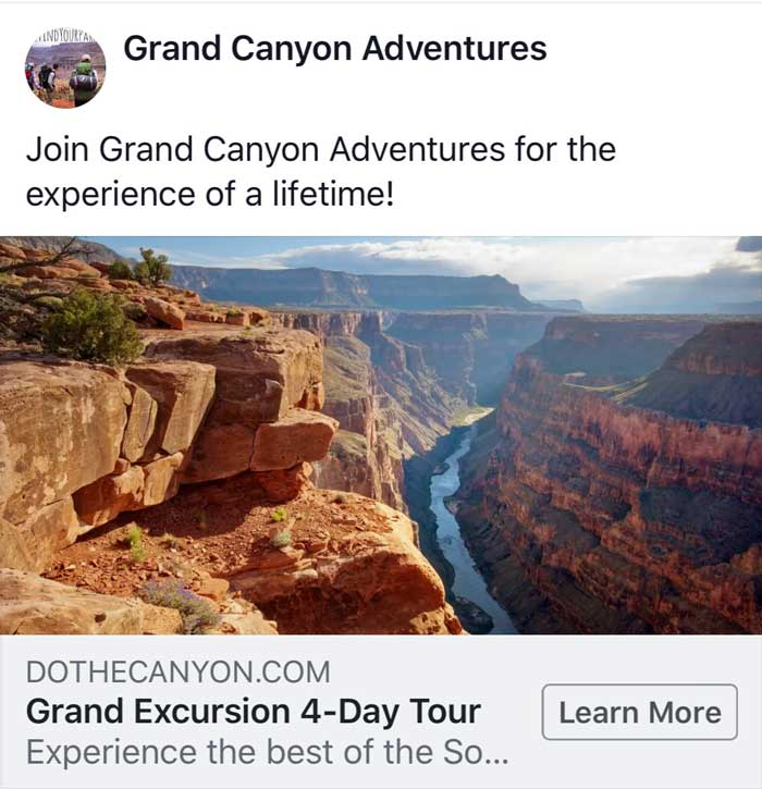 4 Day Southwest Excursion
